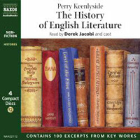 history of english lit